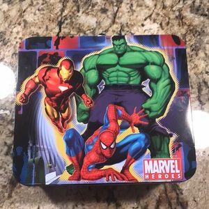 Marvel Heroes Lunchbox